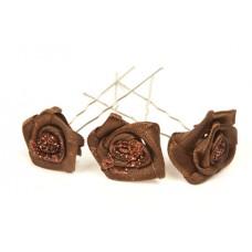 Rose brun